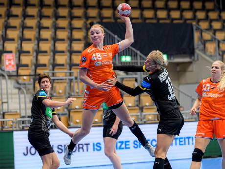Er wachten Ulftse handbalster Dione Housheer mooie uitdagingen