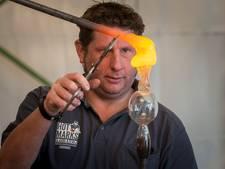 Bestolen glasblazer Ootmarsum : 'Zou hier als dief geen plezier van hebben'