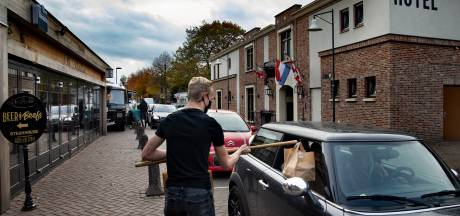 Alle ballen op lekkers voor thuis; restaurants stappen weer massaal over op afhalen en bezorgen