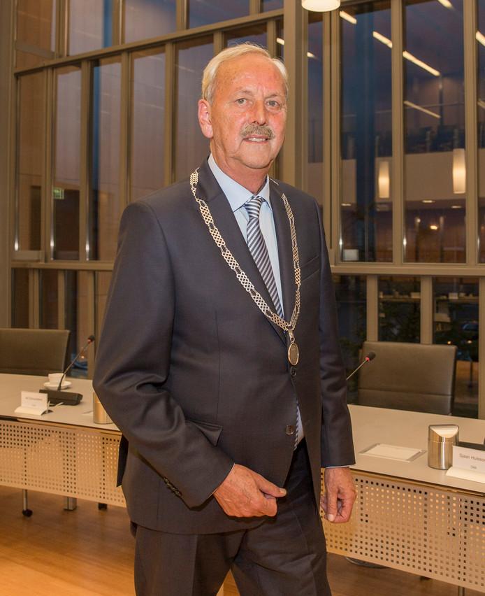 Burgemeester Herman Klitsie