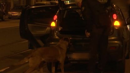 Nog tot eind april extra verhoogde politiecontroles in Antwerpen-Noord