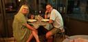 Een diner met Isabelle: Ruud was een romanticus.