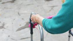 101-jarige vrouw leidt Duitse politie om de tuin om dochter te kunnen zien