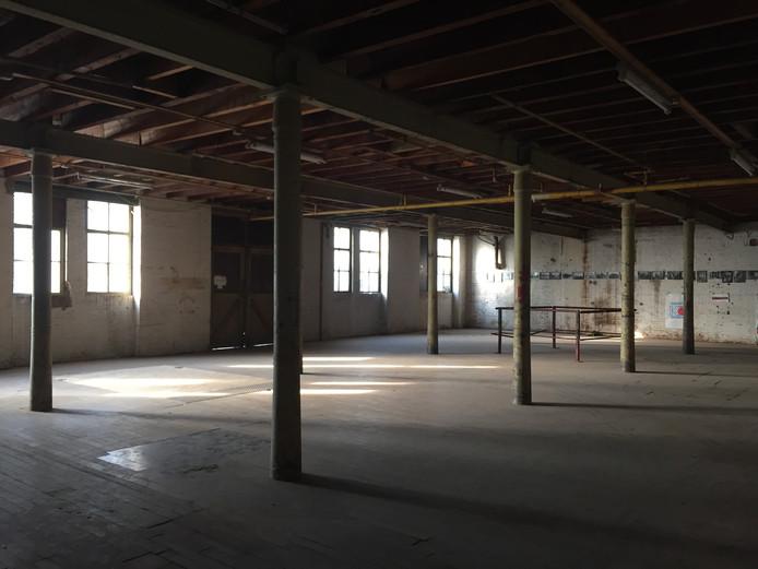 De Mengfabriek, de nieuwe locatie voor pop-uprestaurant Anderhalf