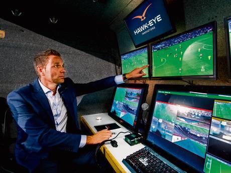 Videoscheidsrechter bij bekerduel Willem II - RKC