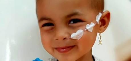 Geweldig nieuws! Eva (3) is genezen van kanker, kaartjesactie Zwolle bracht land in beweging
