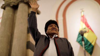 Morales dan toch op weg naar overwinning in eerste ronde, oppositie Bolivia beschuldigt president van manipulatie resultaten