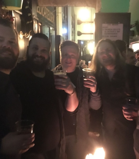 Rotterdamse band Drunken Dolly komt met eigen biertje