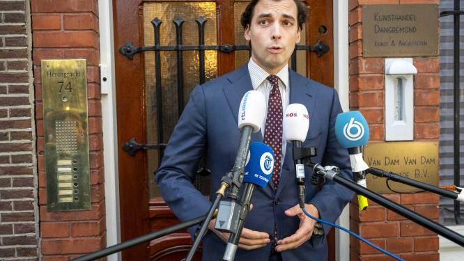 Nederlandse partij FVD wil bindend referendum over leiderschap Baudet