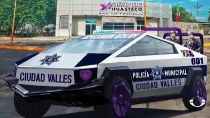 Burgemeester uit Mexico bestelt 15 Tesla Cybertrucks voor politie