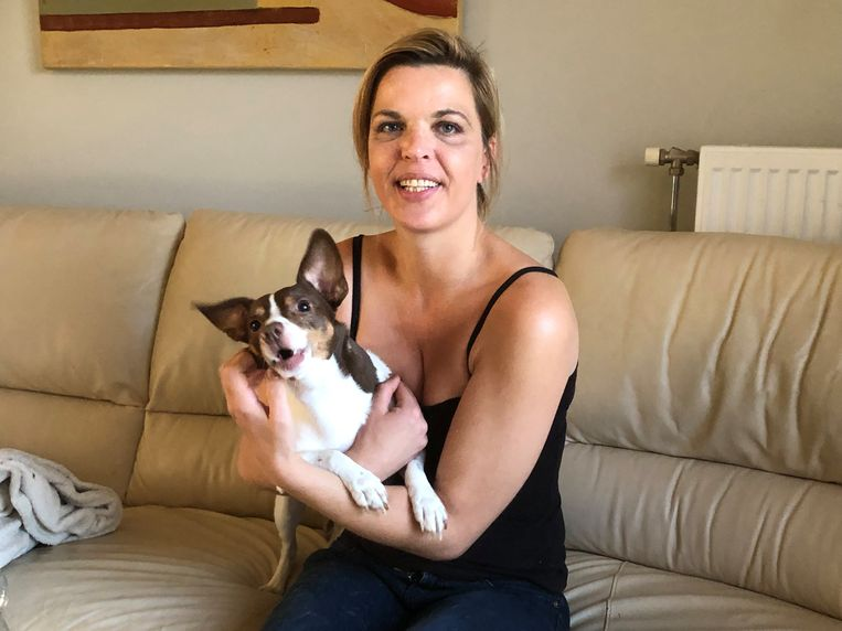 Leen Swinnen ondervindt nog altijd pijn na de 'asperge-aanval' door haar buurman