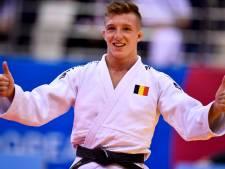 Jorre Verstraeten médaillé de bronze à l'Euro de Minsk en -60 kg