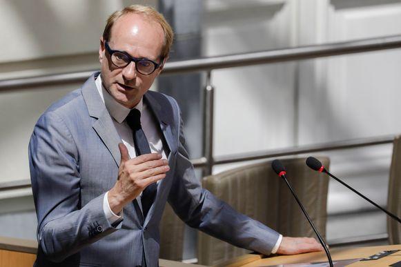 Vlaams minister van Dierenwelzijn Ben Weyts.
