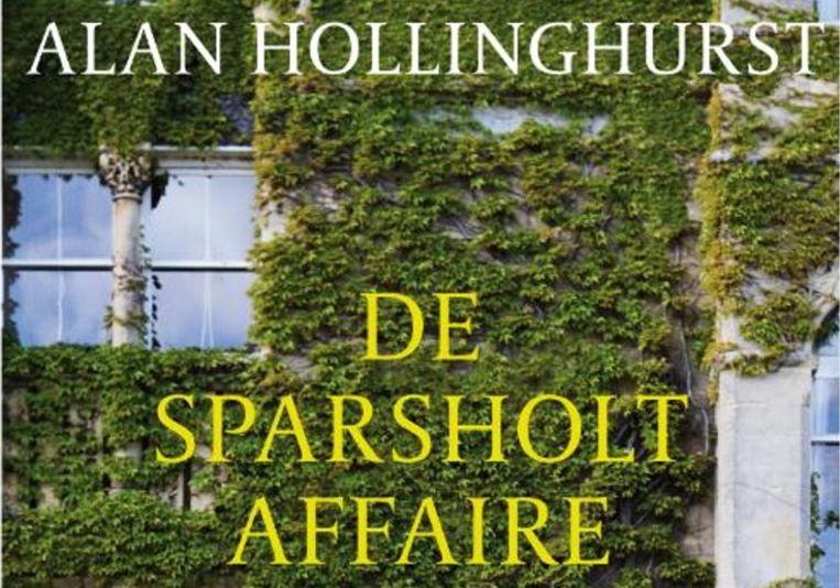 De Sparsholt Affaire,  Alan Hollinghurst (Uitgeverij Prometheus, € 24,99)  Beeld