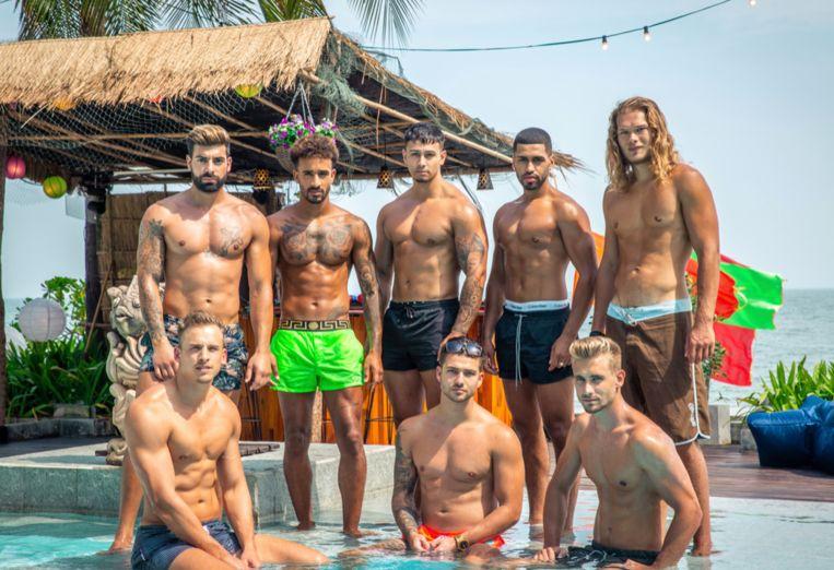 De verleiders van 'Temptation Island 2020'.