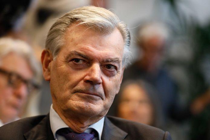 Martin van Rooijen zat als afgevaardigde van de fracties langere tijd in het bestuur van het wetenschappelijk bureau van 50Plus.