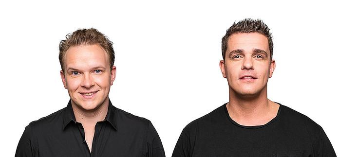 DJ duo Lampegastuh