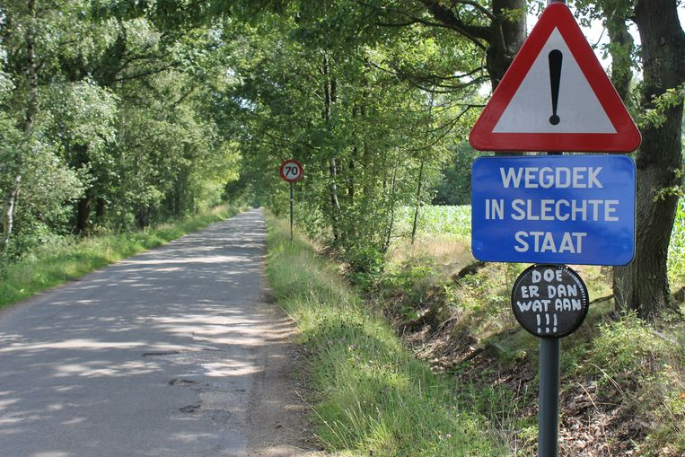 Onder  andere de Borgersheidestraat of de Witvenweg worden al eens gebruikt als sluipweg.