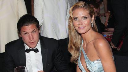 Heidi Klum is na drie jaar opnieuw vrijgezel