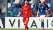 Toch één prijsje: Verschaeren is jongste doelpuntenmaker ooit op EK U21
