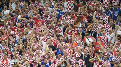 Duizenden Kroaten krijgen nog snel paspoort voor WK-finale