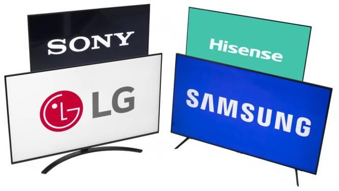 Dit zijn de beste 55-inch televisies onder 600 euro