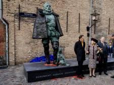 Dordt moet zelf betalen voor toevoeging van Oudewater op beeld Willem van Oranje