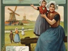 Hoe de reiziger werd verleid de trein te nemen is te zien in tentoonstelling van 150 jaar spoorwegaffiches
