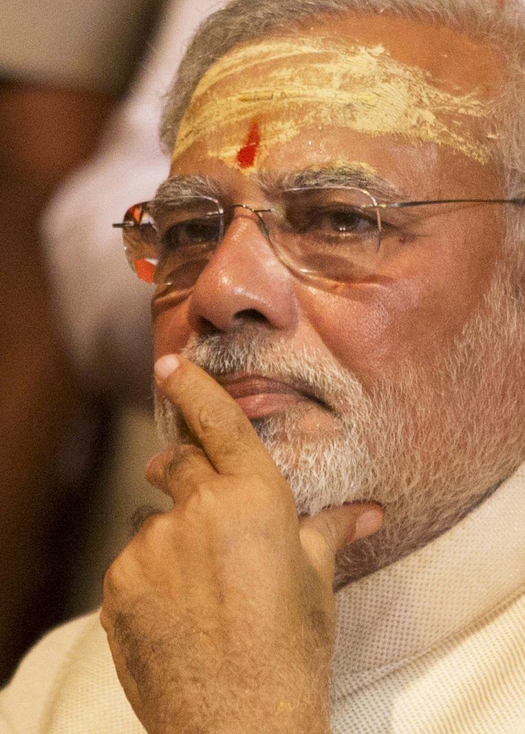 Narendra Modi Beeld ap