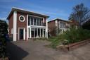 Huizen in shake hands-stijl in Dinxperlo.