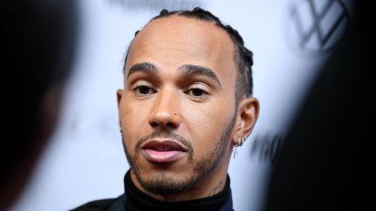 """Lewis Hamilton dacht tijdens lockdown aan stoppen met Formule 1: """"Sommige dagen sta ik op zonder motivatie"""""""