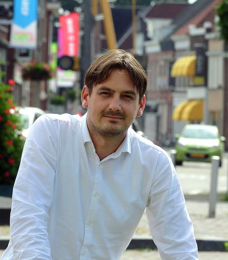Bob van Dijk stopt als voorzitter van Collectief Roosendaal: 'Het gaat de goede kant op met de binnenstad'