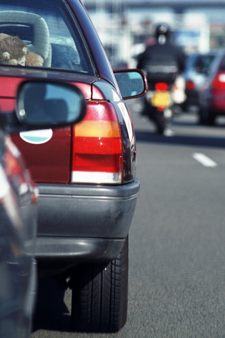Vertraging op A67 bij Someren neemt af na ongeluk