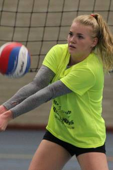 Volleybalster Rebecca Booiman wél begeerd in Warnsveld