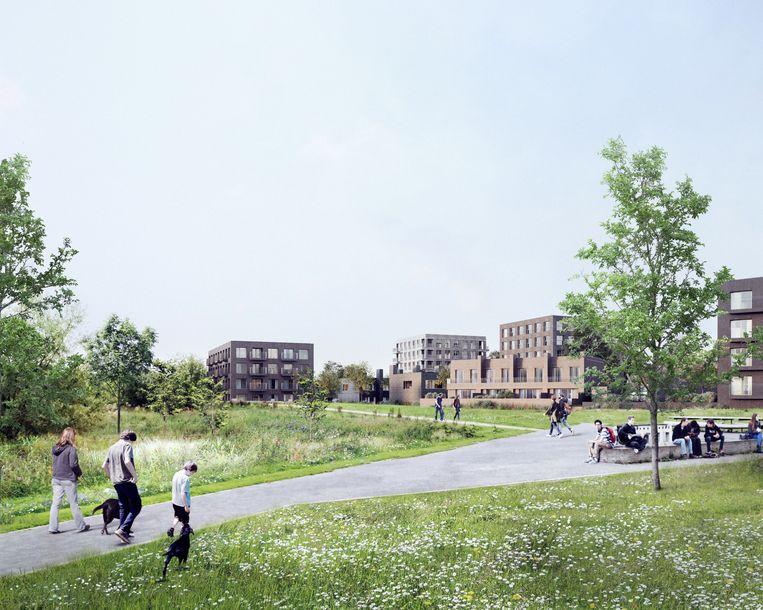 Triple Living zal zone B en D van domein Neerland ontwikkelen