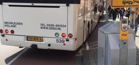 Weer weekend van 'ovondechaos' in Den Bosch: 'Tijdelijk busvervoer snel naar westkant station'