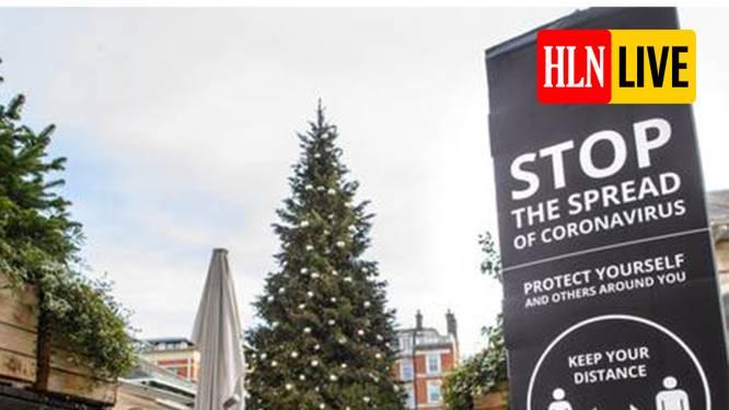 """Macron: """"Onmogelijk dat Franse skigebieden open zijn tijdens kerstvakantie"""" - 'Kerstbubbel' van Britten wordt wat groter tijdens feestdagen"""