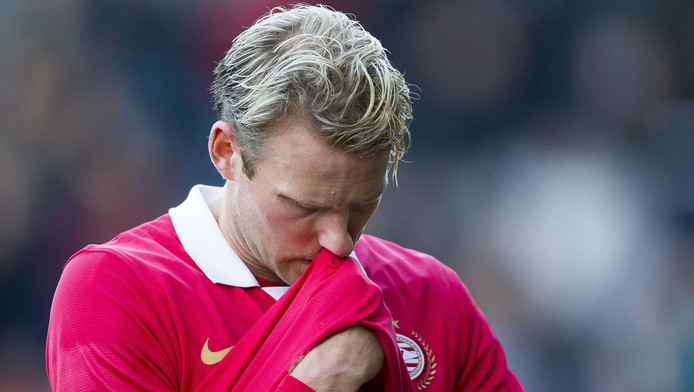 Ola Toivonen vertrekt uit Eindhoven.