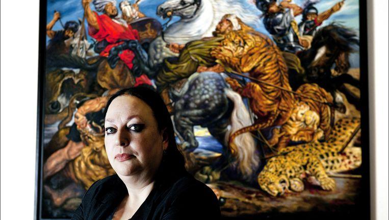 Portret van advocate Inez Weski Beeld anp