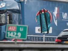 De verkeersborden staan al langs de A12: vanaf maart mogen we niet meer harder dan 100 kilometer per uur