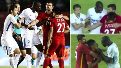 Maatje van Eden Hazard verliest z'n zelfbeheersing compleet na racistische beledigingen van Chinese opponent