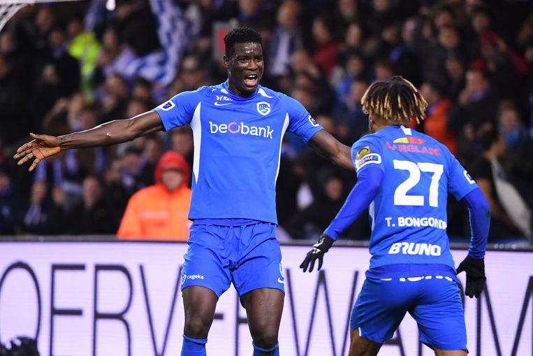 Bongonda schotelde Onuachu de 2-0 op een dienblaadje aan.