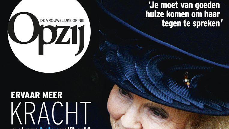 De Weekbladpers Groep (WPG) zette dinsdag de bladen Opzij en J/M voor Ouders te koop. De Groene is de eerste gegadigde die zich bekendmaakt. Beeld anp