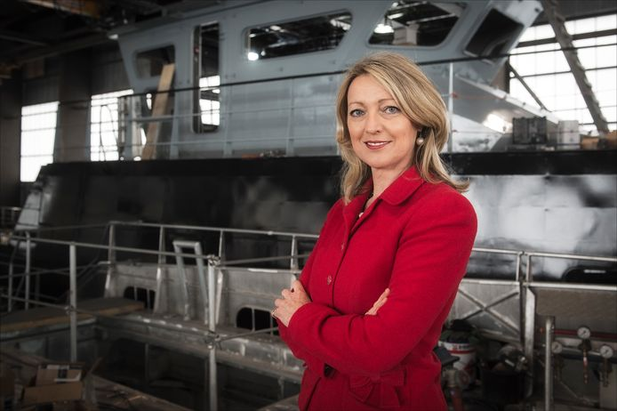 Ineke Dezentjé, voorzitter brancheorganisatie FME.