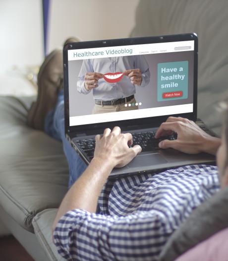 Nederlander in Europa op kop met online vragen over gezondheid