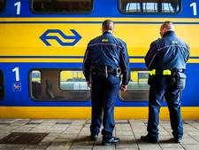 Belg aangehouden na doodsbedreiging beveiliger NS