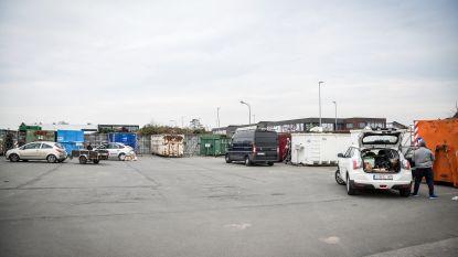 Sp.a vraagt ook telefonische afspraak voor containerparken in plaats van alleen online reservatie