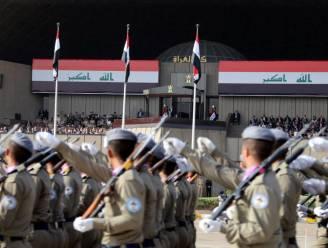 Irak viert overwinning op IS met parade in Bagdad