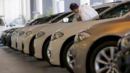 Fors meer handel in oude auto's door te veel diesels op tweedehandsmarkt