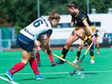 Lidewij Welten in haar element bij EHCC: 'Mooi om in een korte tijd veel wedstrijden te spelen'